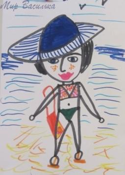 Есения, 5 лет