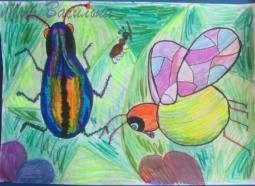 Есения, 8 лет