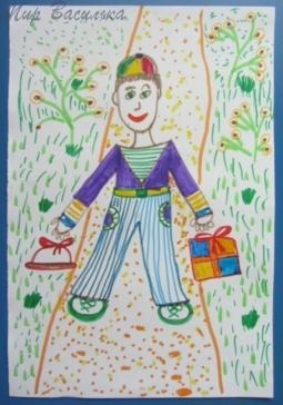 Есения, 6 лет