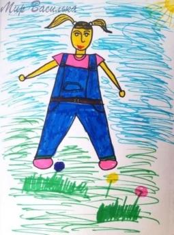 Александра, 8 лет