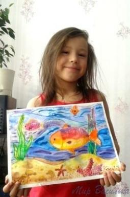 Полина, 7 лет